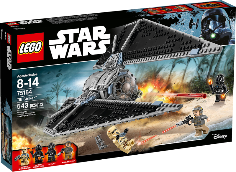 LEGO® Star Wars 75154 - TIE Striker™