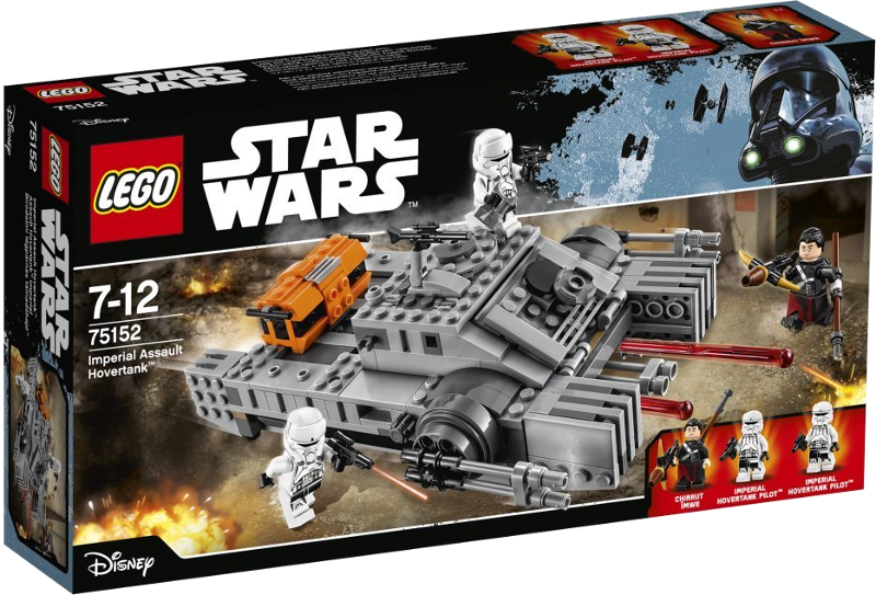 LEGO® Star Wars 75152 - Imperial Assault Hovertank™