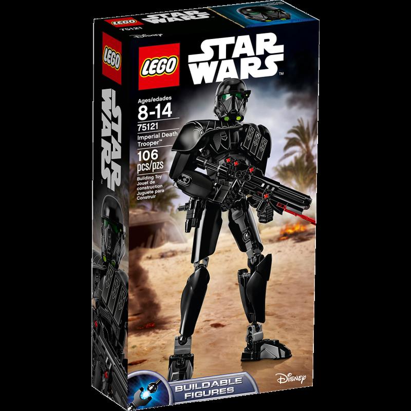 LEGO® Star Wars 75121 - Imperial Death Trooper™