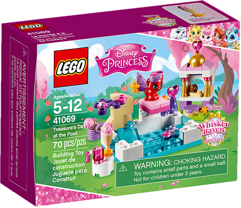 LEGO® Disney Princess 41069 - Korallinas Tag am Pool