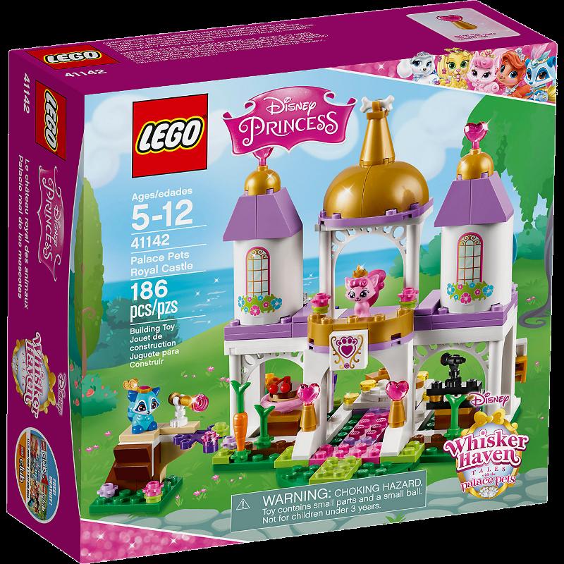 LEGO® Disney Princess 41142 - Königliches Schloss der Palasttiere