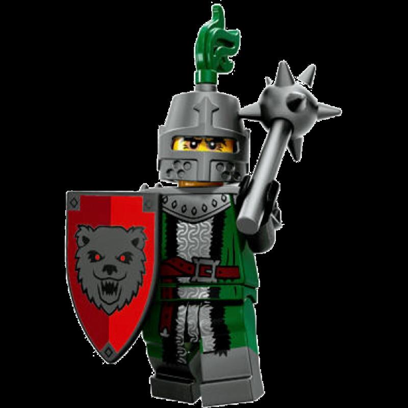 LEGO® Minifigures Serie 15 71011-08 - Finsterer Ritter