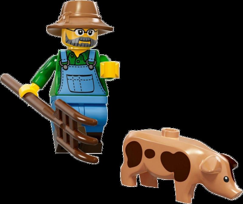 LEGO® Minifigures Serie 15 71011-16 - Bauer