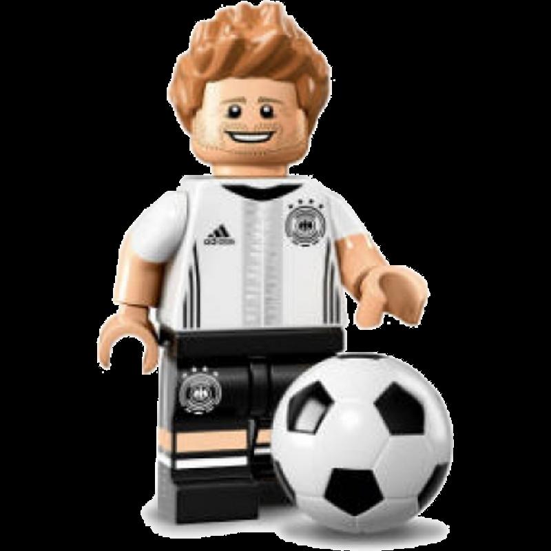 "LEGO® DFB ""Die Mannschaft"" Minifigures 71014-4 - Benedikt Höwedes"