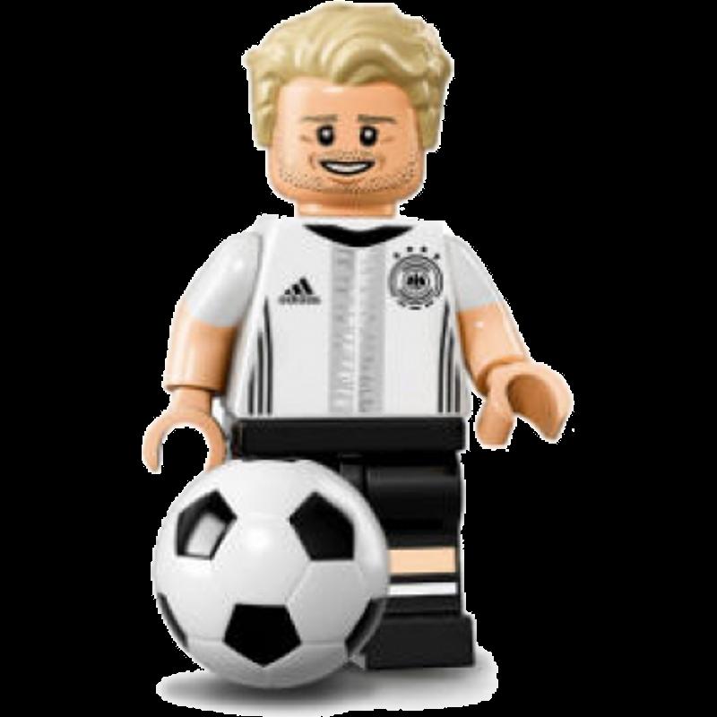 "LEGO® DFB ""Die Mannschaft"" Minifigures 71014-9 - André Schürrle"