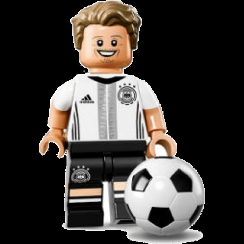"""LEGO® DFB """"Die Mannschaft"""" Minifigures 71014-23 - Max Kruse"""