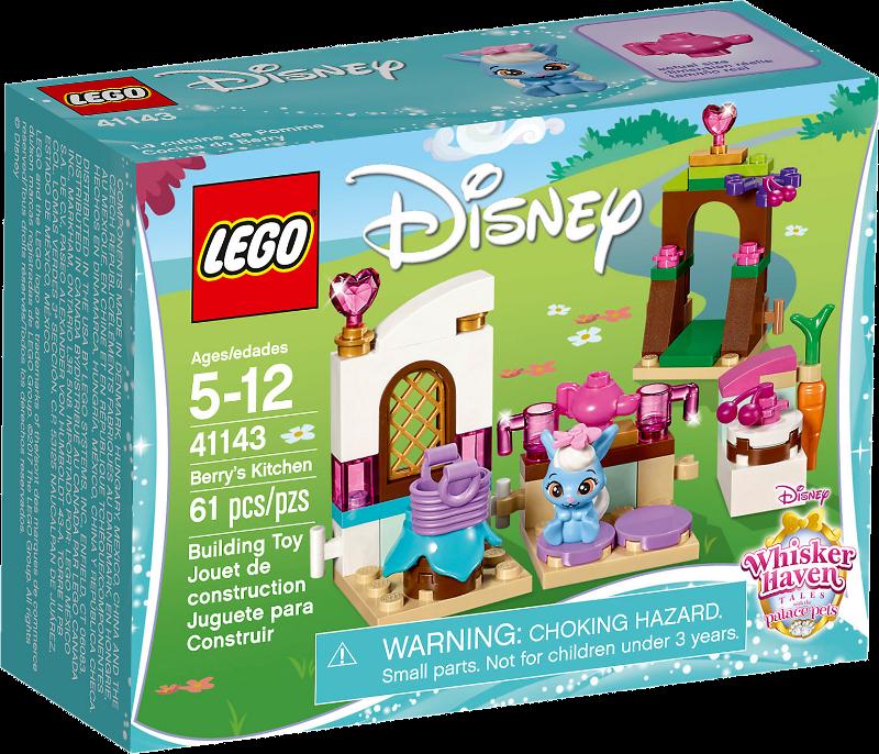 LEGO® Disney Princess 41143 - Berrys Küche
