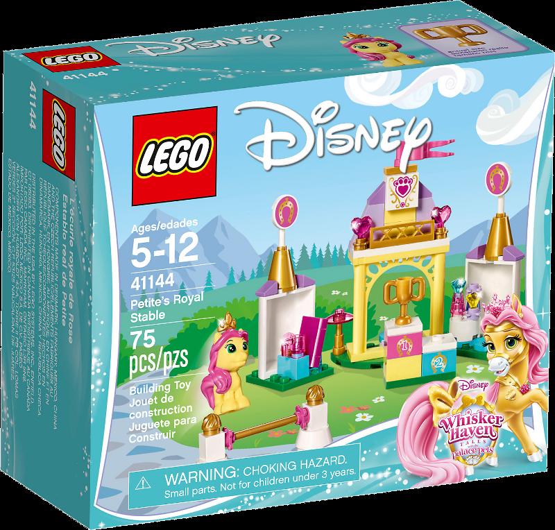 LEGO® Disney Princess 41144 - Suzettes Reitanlage