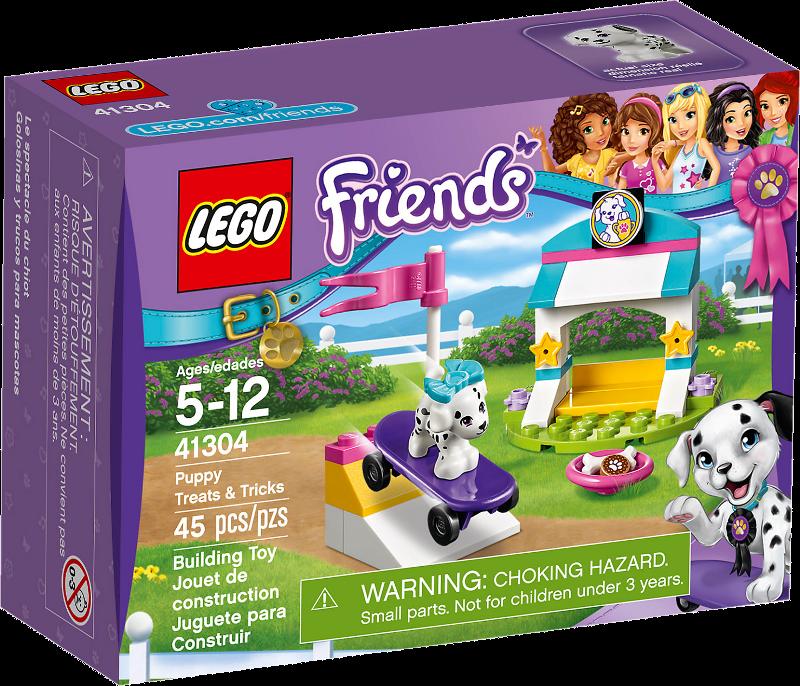 LEGO® Friends 41304 - Welpenpark