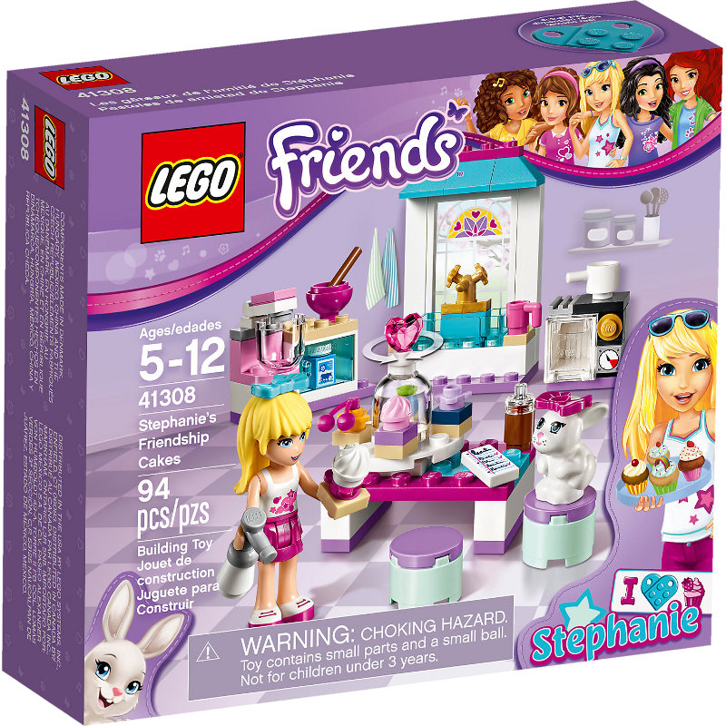 LEGO® Friends 41308 - Stephanies Backstube
