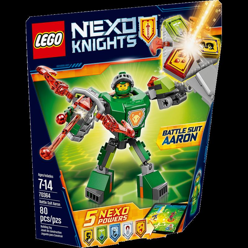 LEGO® NEXO KNIGHTS™ 70364 - Action Aaron