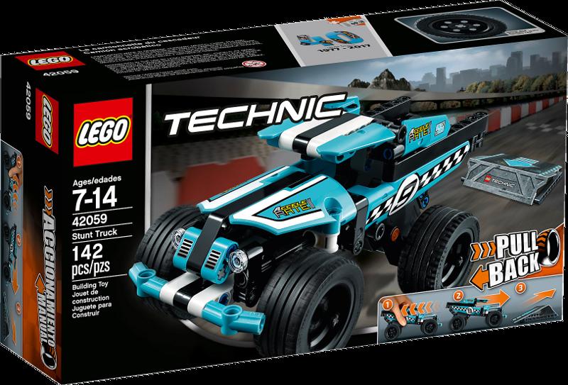 LEGO® Technic 42059 - Stunt-Truck