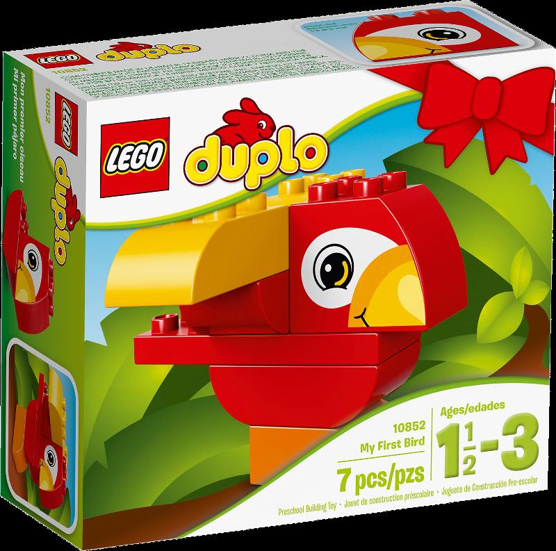LEGO® DUPLO® 10852 - Mein erster Papagei