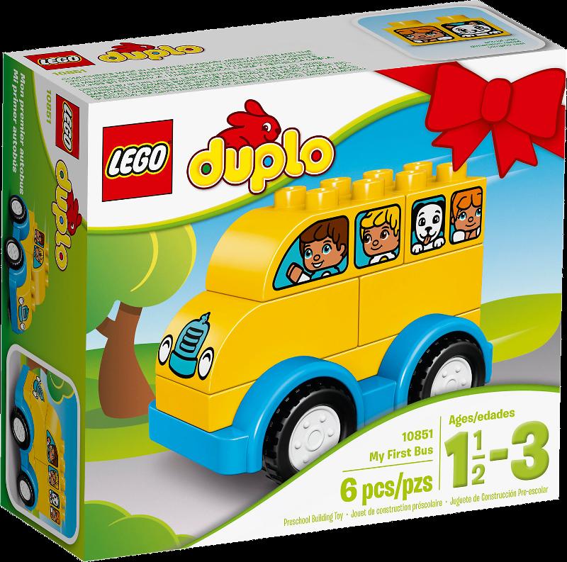 LEGO® DUPLO® 10851 - Mein erster Bus