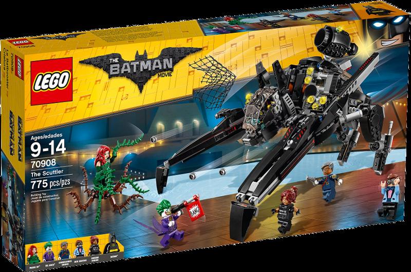LEGO® Batman Movie 70908 - Der Scuttler