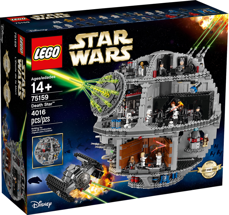 LEGO® Star Wars 75159 - Death Star™