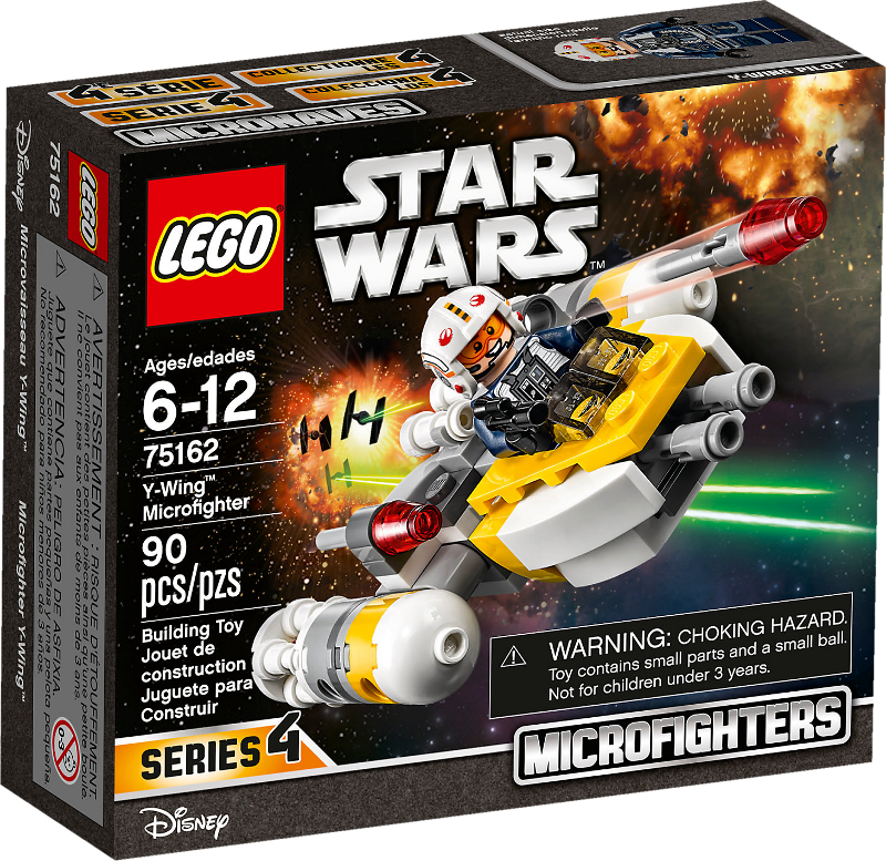 LEGO® Star Wars 75162 - Y-Wing™ Microfighter