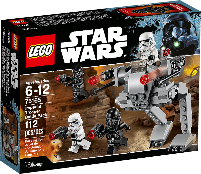 LEGO® Star Wars 75165 - Imperial Trooper Battle Pack