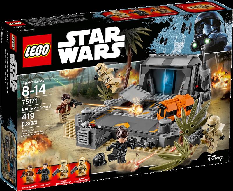 LEGO® Star Wars 75171 - Battle on Scarif