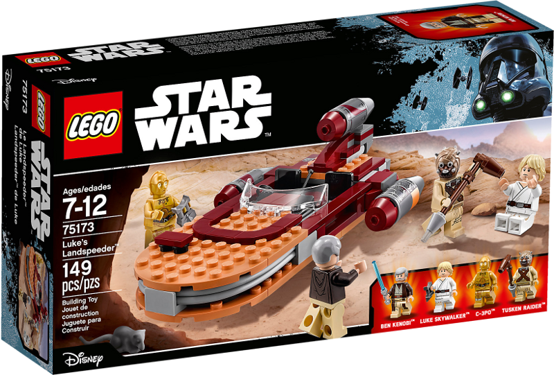 LEGO® Star Wars 75173 - Luke's Landspeeder™
