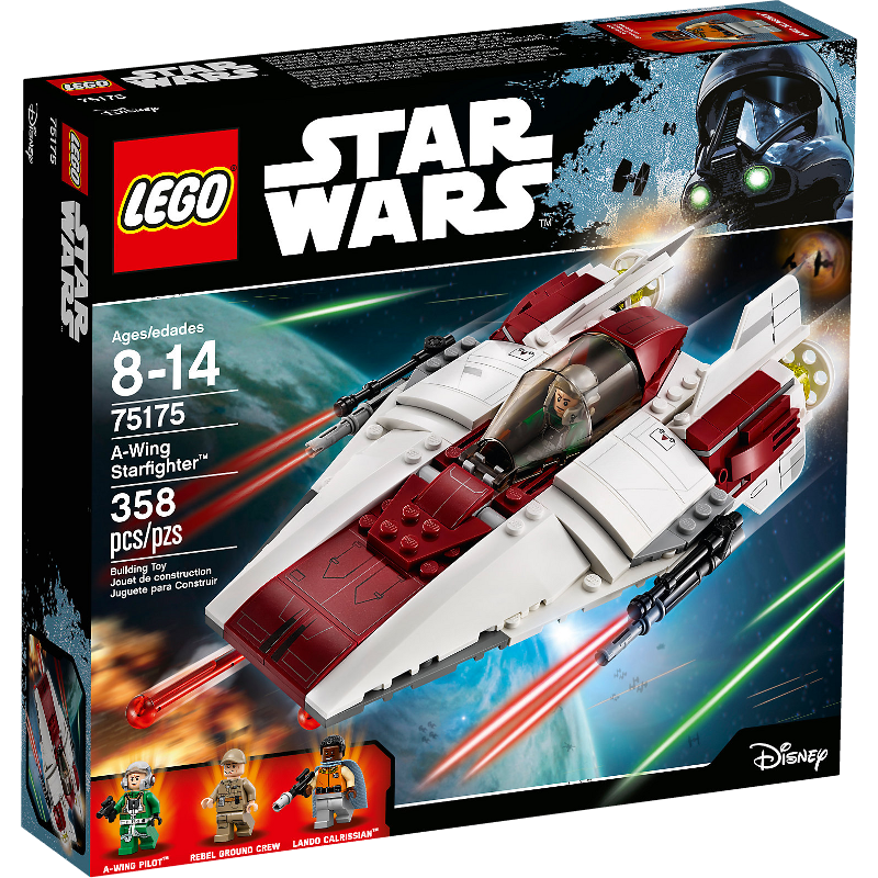 LEGO® Star Wars 75175 - A-Wing Starfighter™