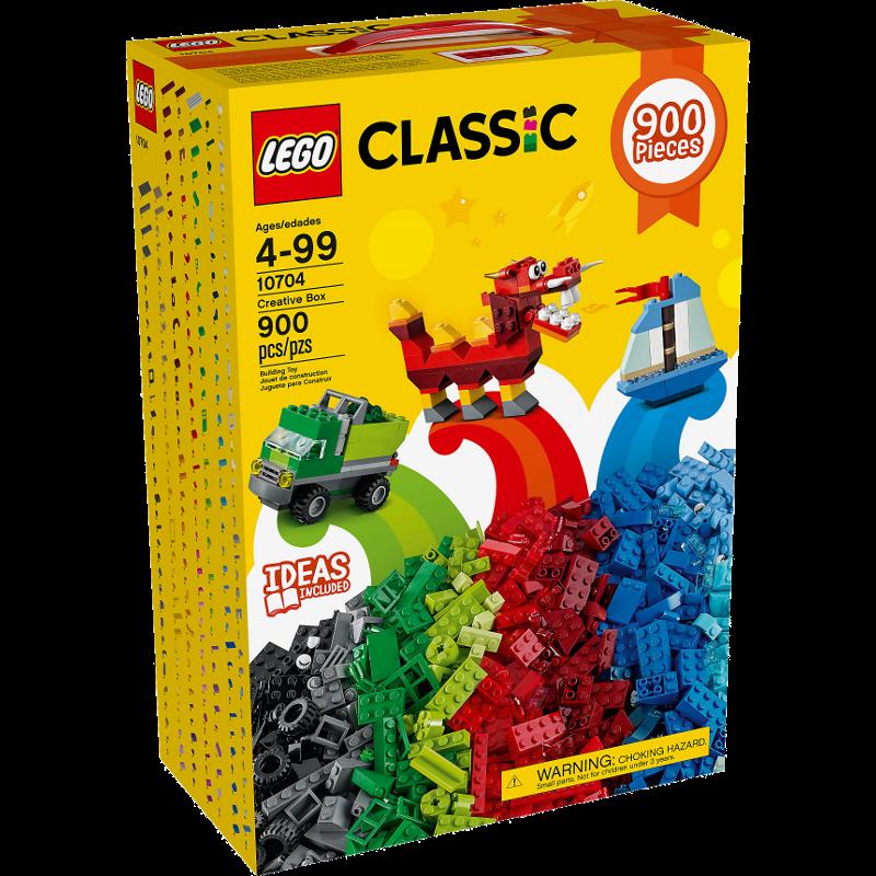 LEGO® Classic 10704 - Kreativ-Steinebox