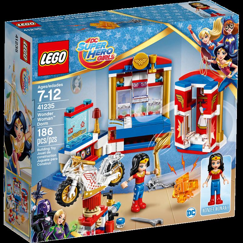LEGO® Super Hero Girls 41235 - Wonder Womans™ Schlafgemach