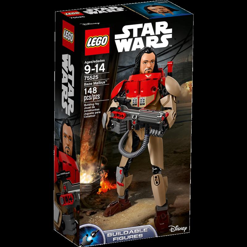 LEGO® Star Wars 75525 - Baze Malbus™