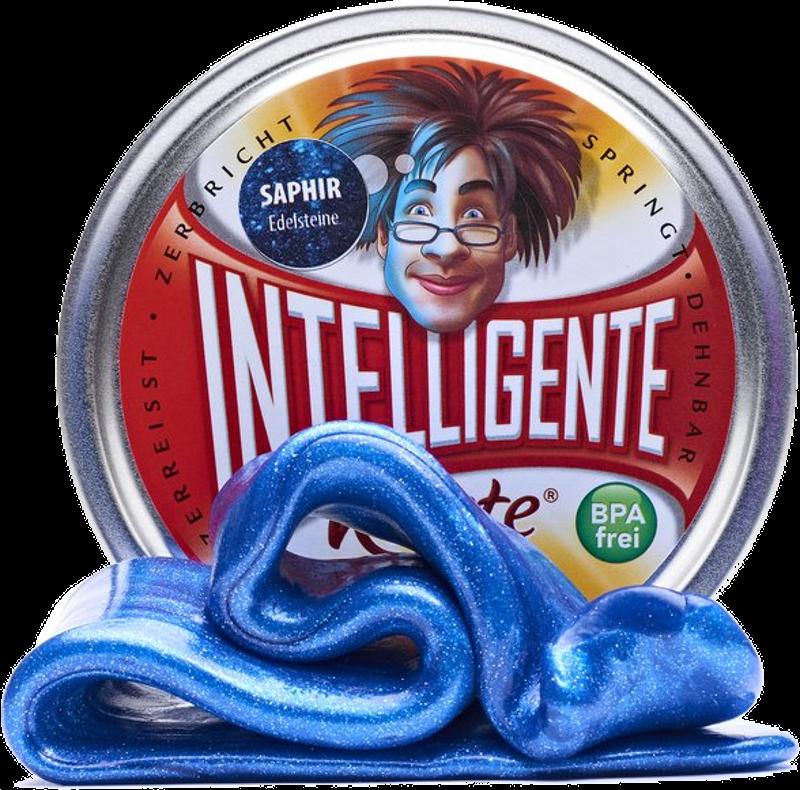 Intelligente Knete.de 17010 - Saphir