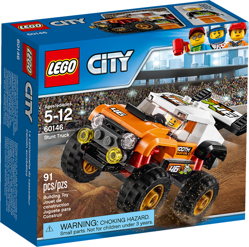 LEGO® City 60146 - Monster-Truck