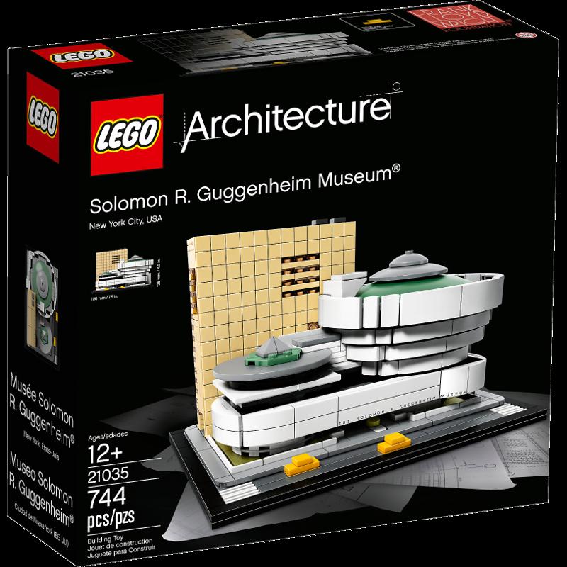 LEGO® Architecture 21035 - Solomon R. Guggenheim Museum®