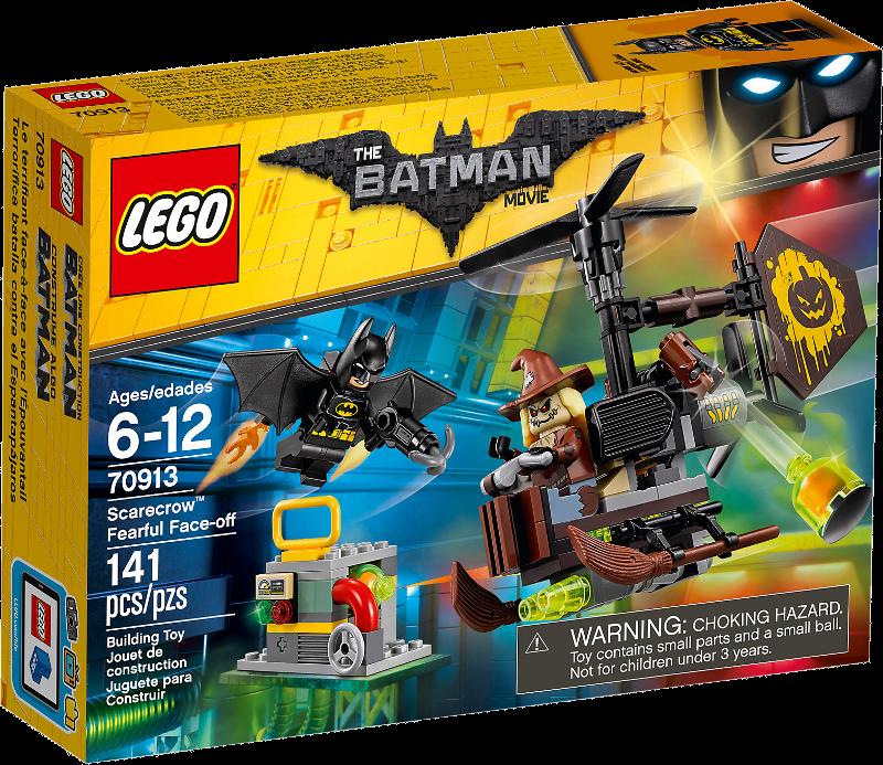 LEGO® Batman Movie 70913 - Kräftemessen mit Scarecrow