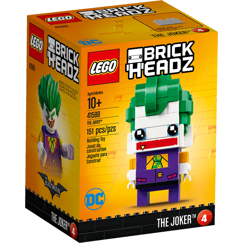 LEGO® BrickHeadz 41588 - The Joker™