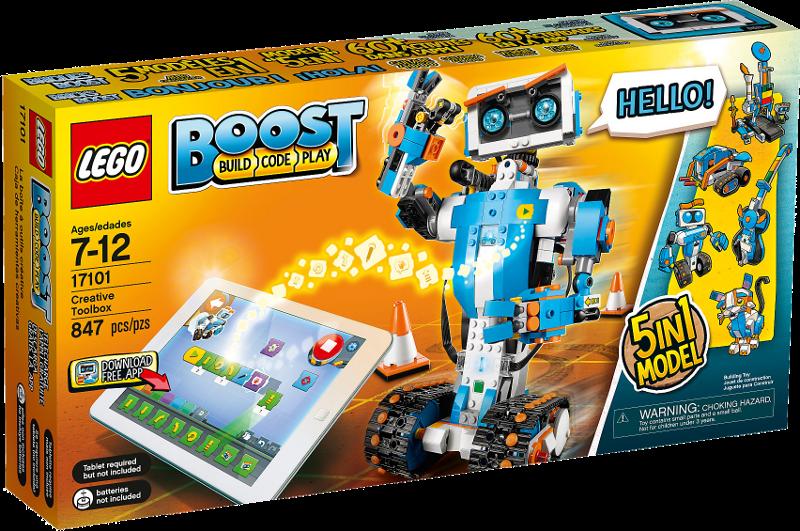 LEGO® Boost 17101 - Programmierbares Roboticset
