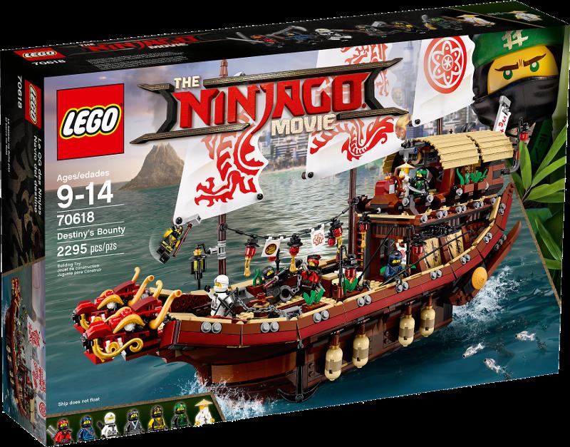 LEGO® NINJAGO® Movie 70618 - Ninja-Flugsegler