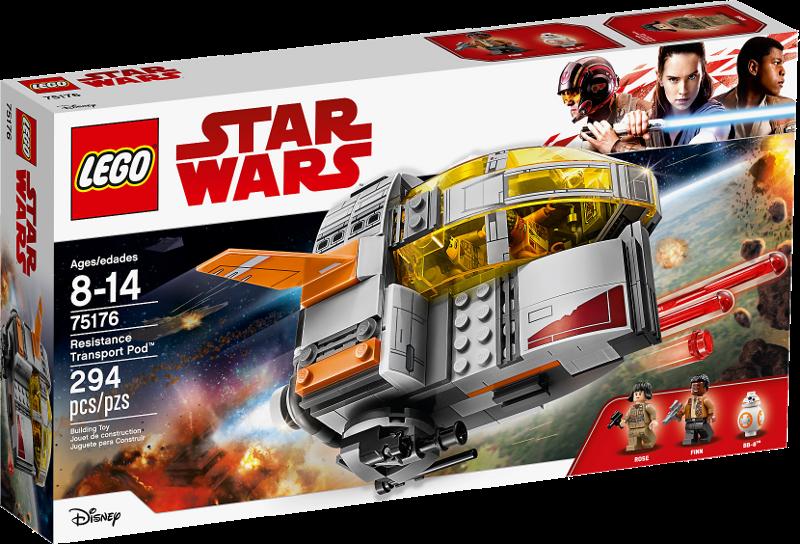 LEGO® Star Wars™ 75176 - Resistance Transport Pod™