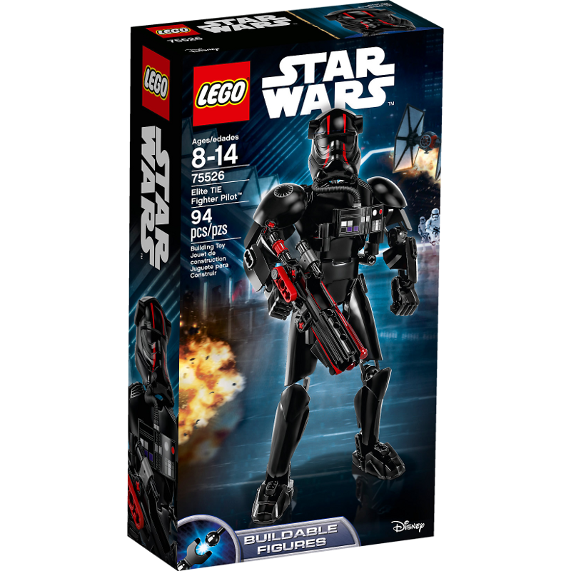 LEGO® Star Wars™ 75526 - Elite TIE Fighter Pilot™