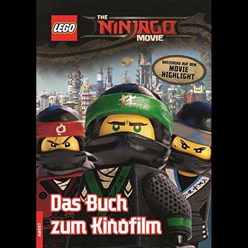 LEGO® NINJAGO® Movie - Das Buch zum Kinofilm
