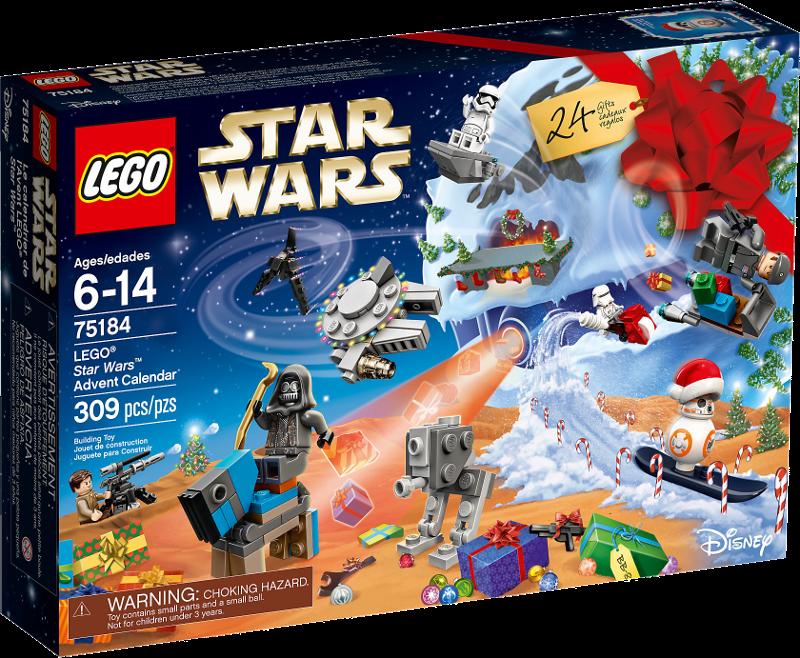 LEGO® Star Wars 75184 - Adventskalender 2017