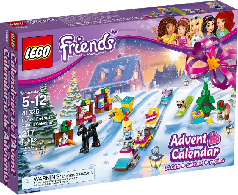 LEGO® Friends 41326 - Adventskalender 2017