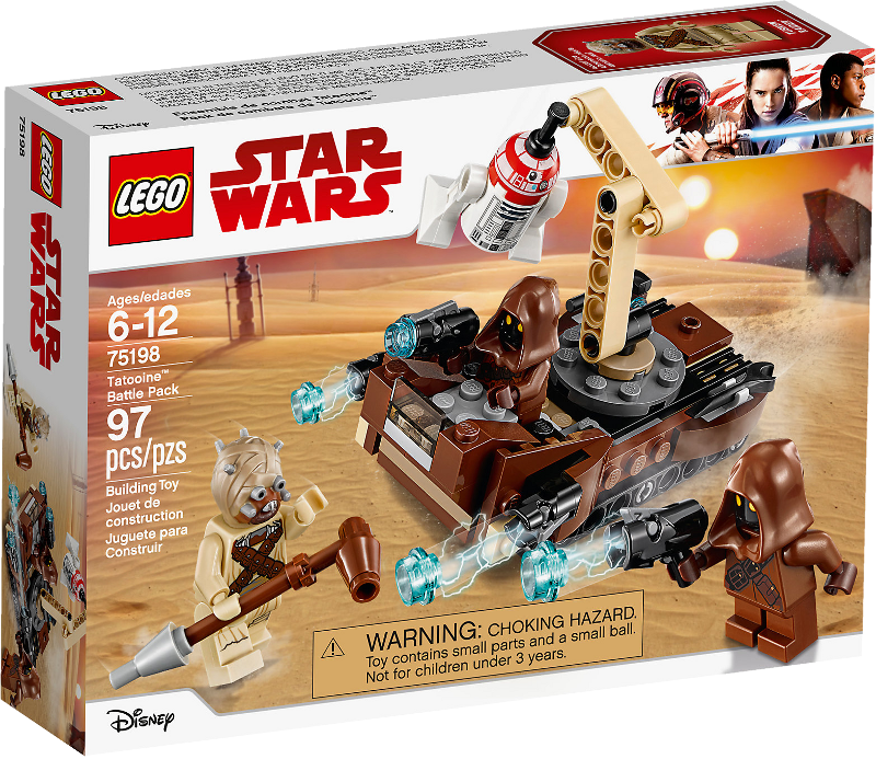 LEGO® Star Wars™ 75198 - Tatooine™ Battle Pack