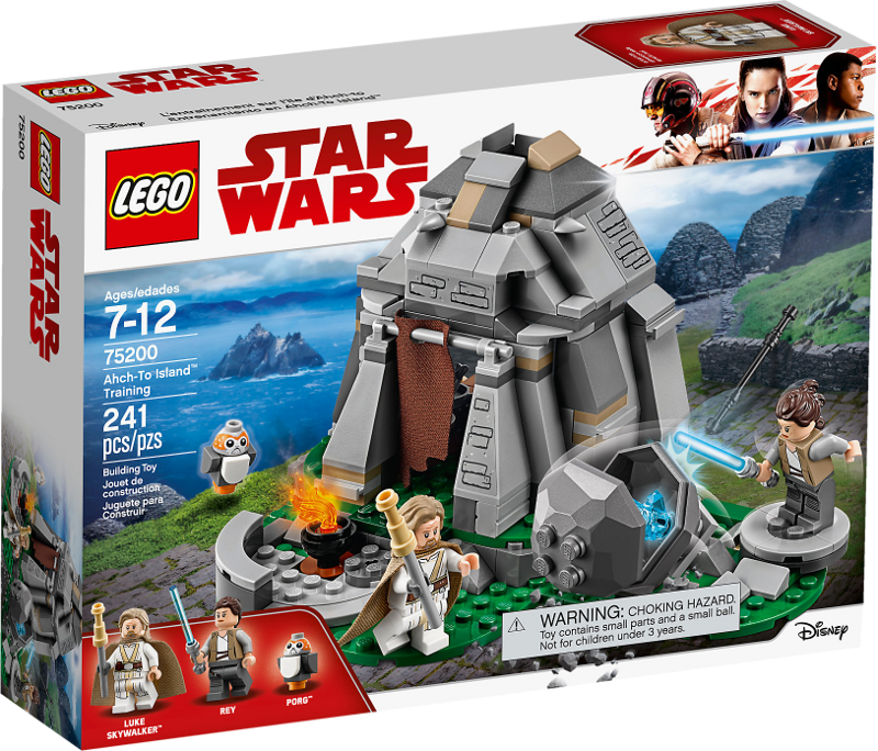 LEGO® Star Wars™ 75200 - Ahch-To Island™ Training