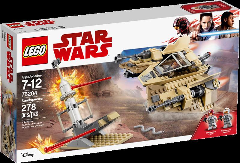 LEGO® Star Wars™ 75204 - Sandspeeder™