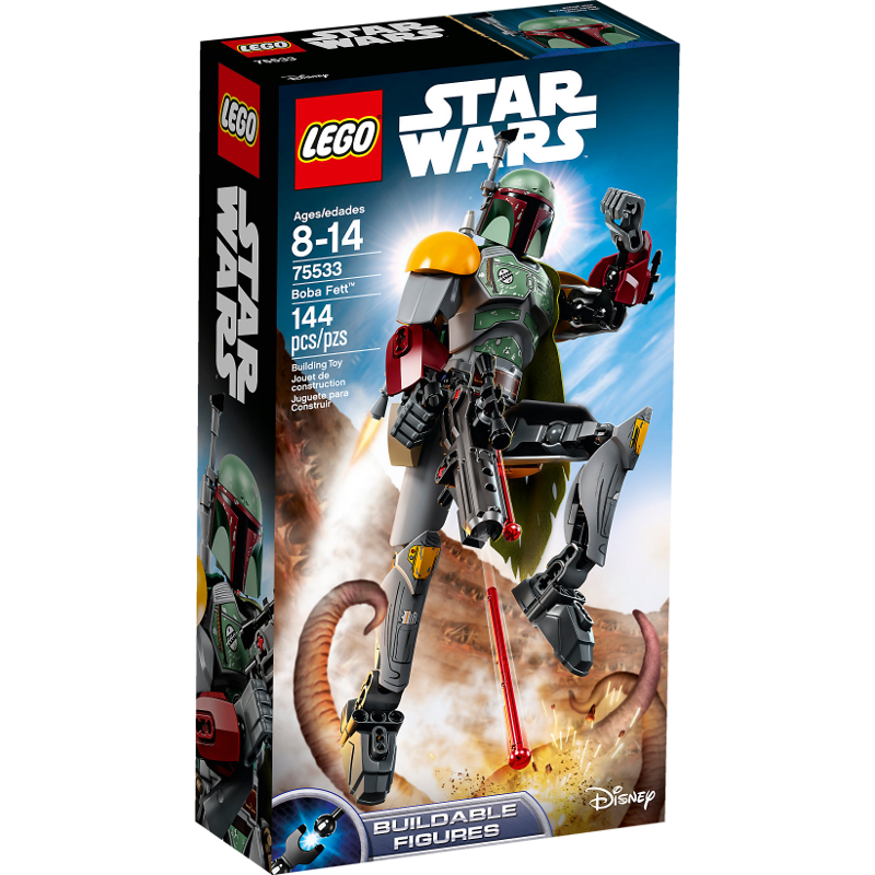 LEGO® Star Wars™ 75533 - Boba Fett™