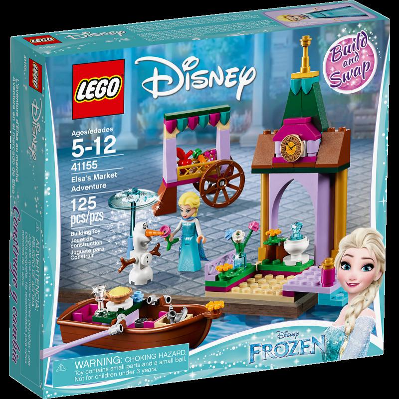 LEGO® Disney Princess 41155 - Elsas Abenteuer auf dem Markt