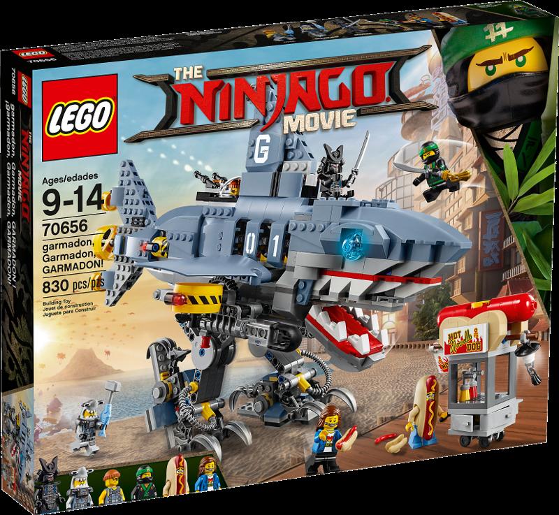 LEGO® NINJAGO® Movie 70656 - Garmadon, Garmadon, GARMADON!