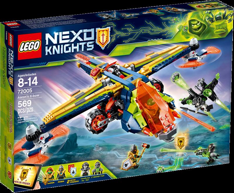 LEGO® NEXO KNIGHTS™ 72005 - Aarons Armbrust
