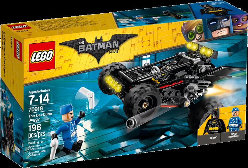 LEGO® Batman Movie 70918 - Bat-Dünenbuggy
