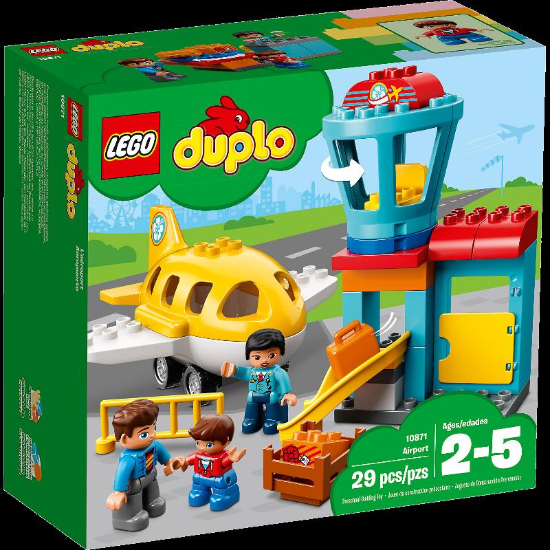 LEGO® DUPLO® 10871 - Flughafen