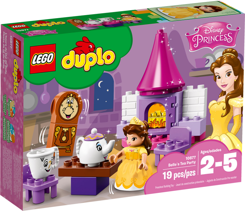 LEGO® DUPLO® 10877 - Belle's Teeparty